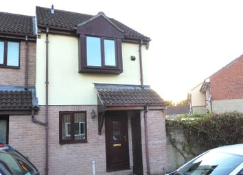 Thumbnail 2 bed end terrace house to rent in Somerton Gardens, Frome