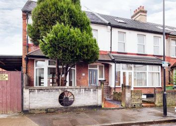 Thumbnail 5 bedroom end terrace house for sale in Esk Road, Plaistow, London