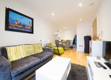 Thumbnail 1 bedroom flat to rent in Admirals Tower, 8 Dowells Street, New Capital Quay, Greenwich, London