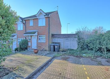 Thumbnail 2 bed end terrace house for sale in Foxes Close, Hertford
