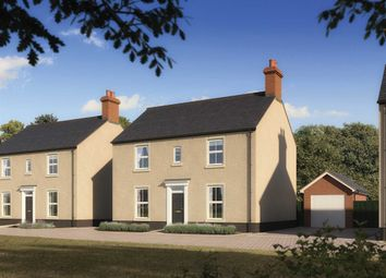 "Thumbnail 4 bed detached house for sale in ""The Newgale"" at Trem Y Coed, St. Fagans, Cardiff"