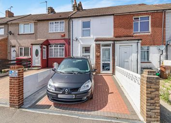Thumbnail 3 bed terraced house for sale in Nelson Road, Gillingham