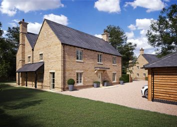 Thumbnail 5 bed detached house for sale in St Joseph's Court, Aston, Oxfordshire