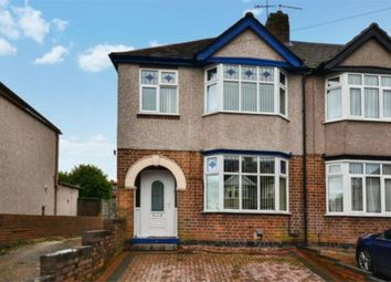 Thumbnail 3 bed terraced house for sale in Anchorway Road, Finham, Coventry