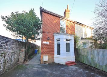 Thumbnail 3 bed flat for sale in North Lodge Road, Penn Hill, Poole