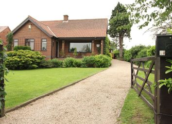 Thumbnail 3 bed detached bungalow to rent in Breedon Lane, Tonge, Leicestershire