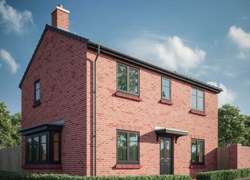 "Thumbnail 3 bed detached house for sale in ""The Mountford"" at Boundary View, Darlington"
