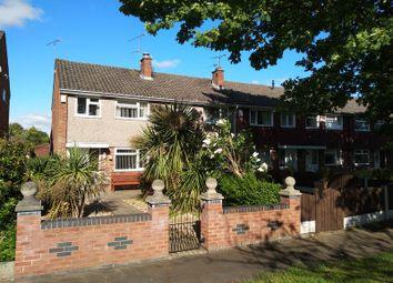 4 bed end terrace house for sale in Pennine Walk, Little Sutton, Ellesmere Port CH66