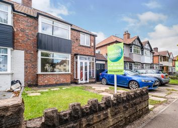 3 bed semi-detached house for sale in Stratford Road, Hall Green, Birmingham B28
