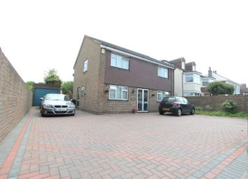 Thumbnail 4 bed detached house for sale in Lennox Road, Gravesend, Kent