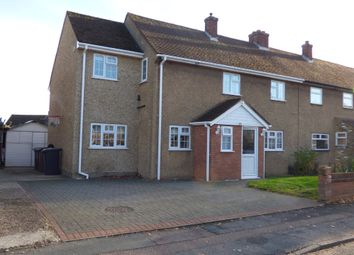 Thumbnail 4 bed semi-detached house to rent in Fieldway, Stanstead Abbotts, Herts