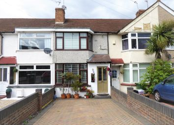 Thumbnail 2 bed terraced house to rent in Parkside Avenue, Bexleyheath, Kent