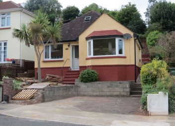 Thumbnail 3 bed detached bungalow to rent in Shorton Valley Road, Preston, Paignton