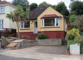Thumbnail 3 bed bungalow to rent in Shorton Valley Road, Preston, Paignton