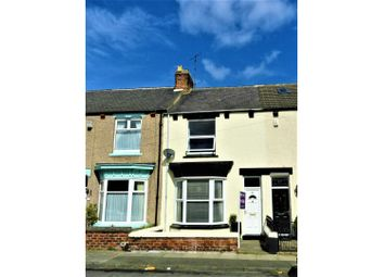 Thumbnail 3 bed terraced house for sale in Percy Street, Hartlepool