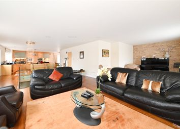 Thumbnail 4 bed flat for sale in Basin Approach, London