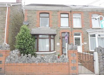 Thumbnail 2 bed semi-detached house for sale in Milborough Road, Ystalyfera, Swansea