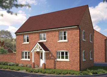 "Thumbnail 4 bed detached house for sale in ""The Moreton"" at Coupland Road, Selby"
