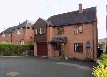 Thumbnail 4 bed detached house for sale in The Green Road, Ashbourne Derbyshire