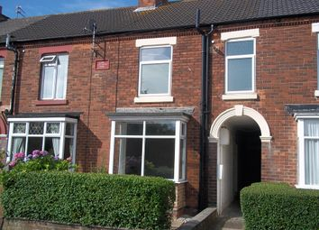 Thumbnail 2 bed terraced house to rent in Gresleywood Road, Church Gresley