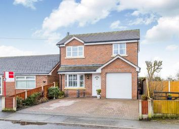 Thumbnail 3 bed detached house for sale in Park Road, Willaston, Nantwich, Cheshire