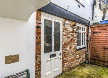 Thumbnail 1 bedroom terraced house for sale in Coach House Cottage, Sudley Road, Bognor Regis, West Sussex