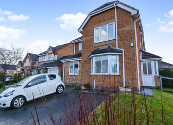 Thumbnail 4 bedroom detached house for sale in Bloomsbury Drive, Nottingham, Nottinghamshire