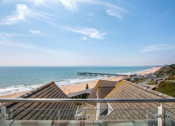 Thumbnail 3 bedroom flat for sale in Honeycombe Chine, Boscombe, Bournemouth