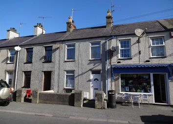 Thumbnail 2 bed terraced house to rent in Brighton Terrace, Holyhead, Ynys Môn