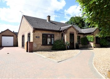 Thumbnail 3 bed detached bungalow for sale in Ipswich Road, Long Stratton, Norwich