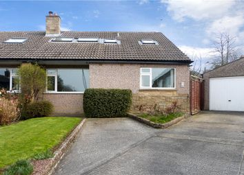 Thumbnail 3 bed semi-detached house to rent in Springfield Avenue, Ilkley, West Yorkshire