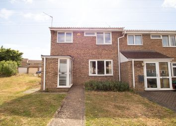 Thumbnail 3 bed end terrace house to rent in Bonnington Road, Maidstone