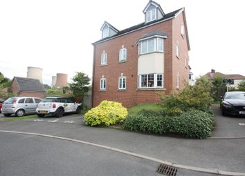 Thumbnail 1 bed flat to rent in The Lindens, Rugeley