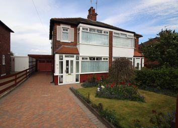 Thumbnail 3 bedroom semi-detached house for sale in The Oval, Leeds