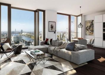 Thumbnail 2 bed flat for sale in Southbank Place, Casson Square, South Bank