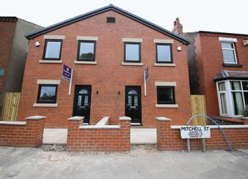 3 bed semi-detached house for sale in Mitchell Street, Wigan WN5