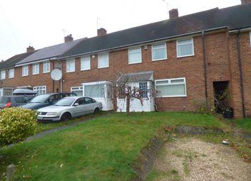 Thumbnail 3 bedroom terraced house for sale in Quinton Road West, Quinton, Birmingham