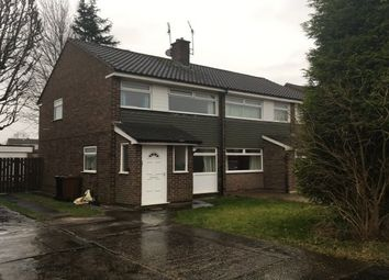 Thumbnail 3 bedroom semi-detached house to rent in Birkdale Close, Bramhall, Stockport
