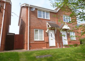 Thumbnail 2 bedroom semi-detached house to rent in Malmsey Close, Tewkesbury