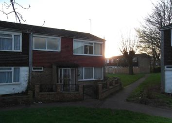 Thumbnail 1 bed terraced house to rent in Greenlaw, Wellingborough