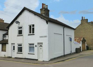 2 bed end terrace house to rent in Church Street, Biggleswade, Bedfordshire SG18