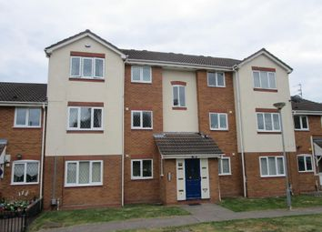 Thumbnail 2 bed flat to rent in Wordsworth Close, Tipton