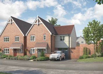Thumbnail 4 bedroom detached house for sale in The Rosefinch, Hanbury Place, Broomfield, Chelmsford, Essex