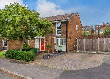 Thumbnail 3 bed semi-detached house for sale in Sparrows Mead, Redhill