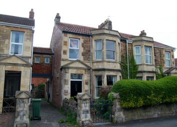 Thumbnail 3 bed semi-detached house for sale in Sandford Road, Weston-Super-Mare