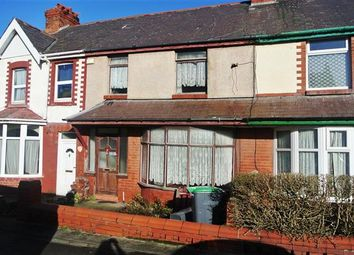 Thumbnail 3 bedroom terraced house for sale in Queen Victoria Road, Blackpool