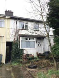 Thumbnail 3 bedroom terraced house for sale in 5 Stentaway Road, Plymstock, Plymouth, Devon