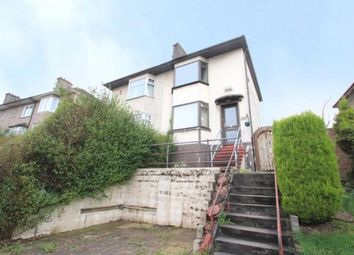 Thumbnail 2 bed semi-detached house for sale in Barrachnie Road, Garrowhill, Glasgow, Lanarkshire