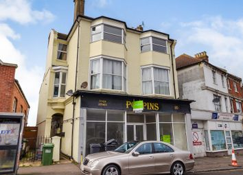 Thumbnail 2 bed flat to rent in London Road, Bexhill On Sea