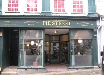 Thumbnail Restaurant/cafe for sale in High Street, Totnes